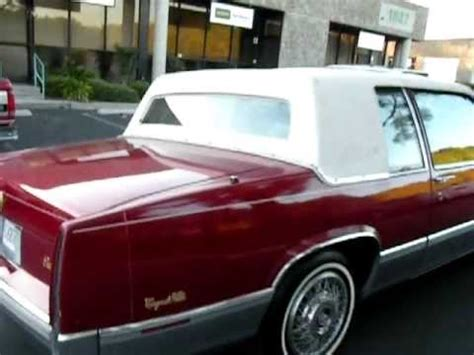 cadillac coupe deville  walk   youtube