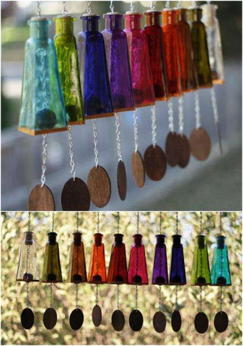 amazing diy wind chime ideas  relaxing outdoor