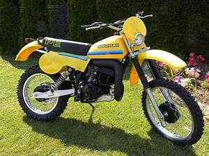 List Of Suzuki Motorcycles