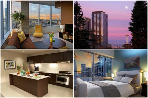 How Much Is A 2 Bedroom Apartment In Bedroom Seattle One Bedroom Apartments Imposing On