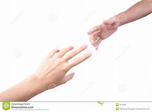 Reaching Hands Royalty Free Stock Photo - Image: 1010585