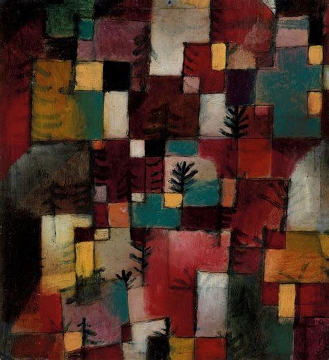 paul klee on modern paul klee exhibition highlights tate modern time out