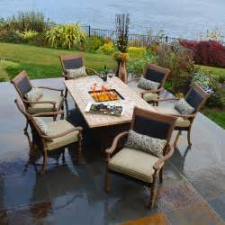 outdoor fire pit table and chairs marceladick com
