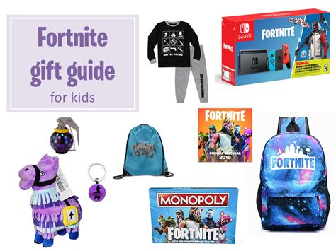 epic fortnite gifts  kids  gift ideas  fortnite