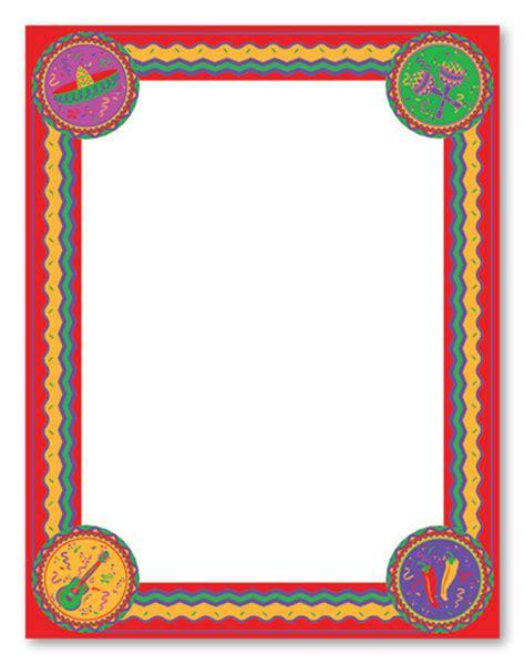Free Fiesta Borders Cliparts, Download Free Clip Art, Free ...
