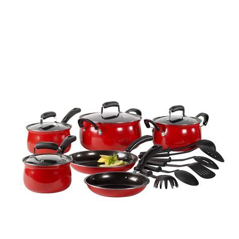 cookware basic essentials steel carbon kitchen sears sets