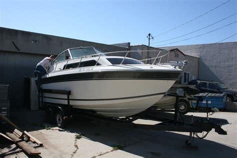 formula thunderbird  cuddy power boat  sale