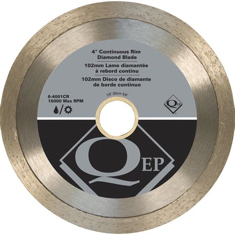 Mk270 Tile Saw Blade Size by Upc 010306000178 4 In Diameter Continuous