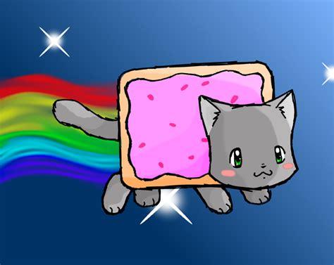 Nyan Cat By Tabbycat1212 On Deviantart