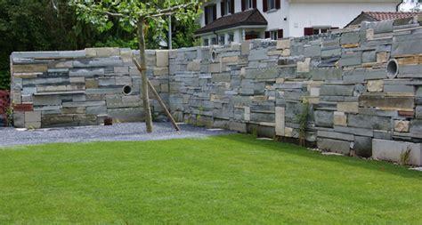 Sichtschutz Garten Modern Stein by Sichtschutz Garten Modern Stein Nowaday Garden