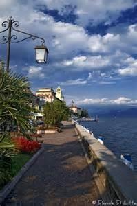 Gardone Riviera Lake Garda Italy