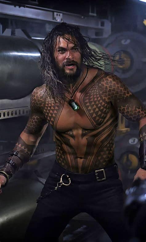 1280x2120 Jason Momoa In Aquaman 2018 Movie Iphone 6+ Hd