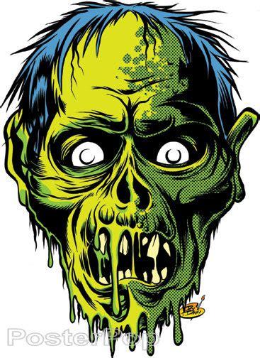 dirty donny zombor sticker