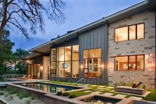 modern ranch home modern cabinet contemporary moody ranch house by d