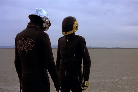 Daft Punk announce split with 8-minute video of them ...