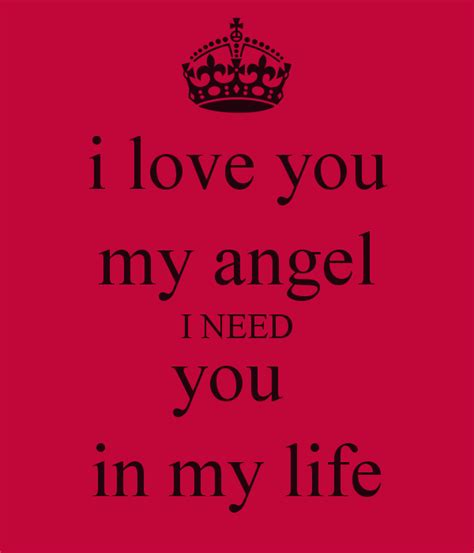 I Need U In My Life Quotes
