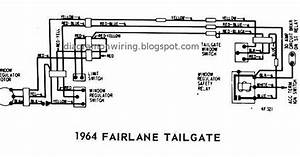 Ford Fairlane Tailgate 1964 Windows Wiring Diagram