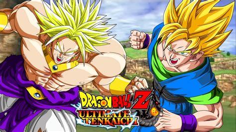 Dbz Ultimate Tenkaichi