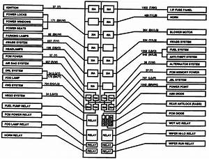 2003 Ford Ranger Fuse Diagram