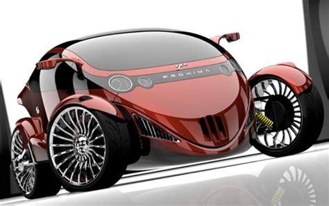 Practical Three Wheeled Vehicles And Futuristic