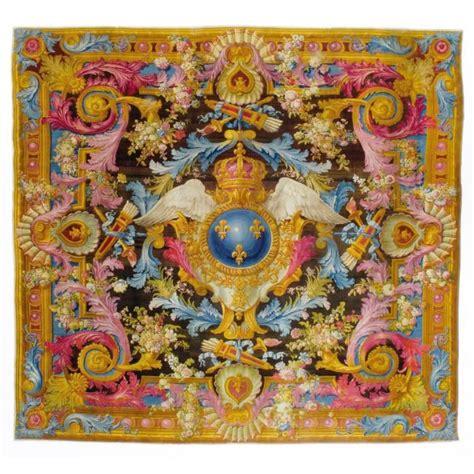 exceptionnel tapis de la manufacture royale de la savonnerie d 233 poque louis xv vers 1740 1750