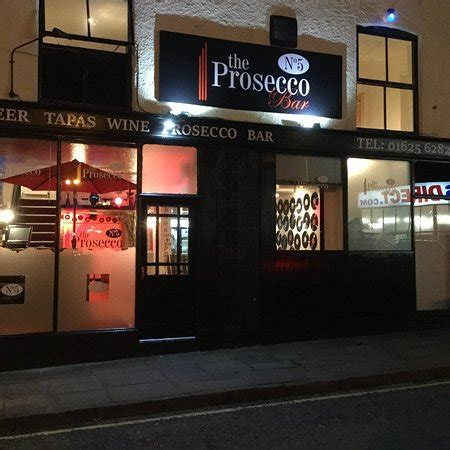 prosecco bar   macclesfield restaurant reviews