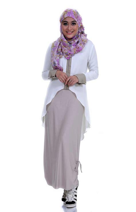 baju gamis modis model baju muslim perempuan untuk penilan yang anggun