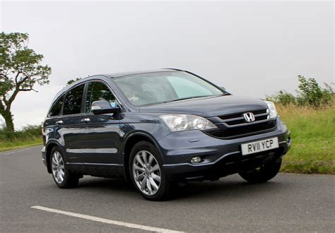 Review Honda Crv by Honda Cr V Estate Review 2007 2012 Parkers