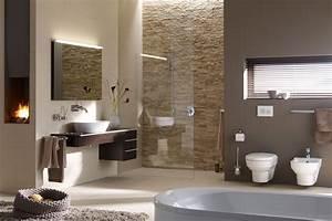 Keine Fliesen Im Bad : bad wellness pure erholung mit kleiner in ihrem bad ~ Markanthonyermac.com Haus und Dekorationen