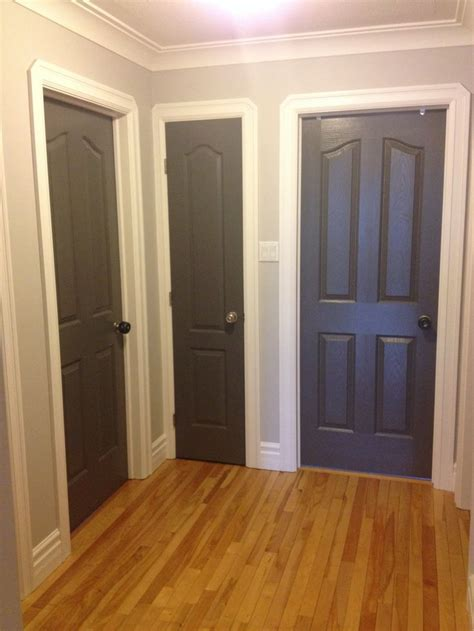 grey doors dulux paints grey tabby walls  dulux paints universal grey love  colours