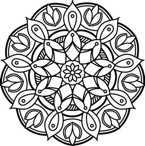 They are perfect for those of you who love to weed! Free SVG Files | SVG, PNG, DXF, EPS | Mandala Design