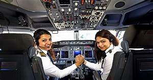 Indian Women Flying High As Country Now Has Maximum Women ...