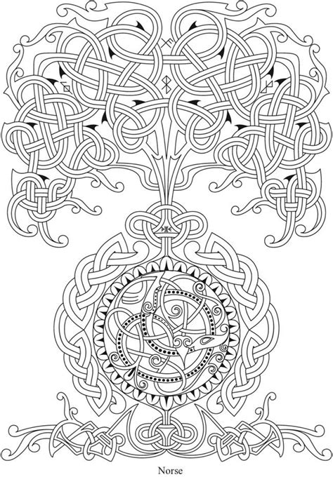 Welcome to Dover Publications - CH Trees of Life   Celtic