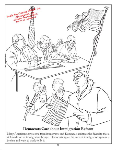 Coloring Books For by Coloring Books Democratic Coloring And Activity Book