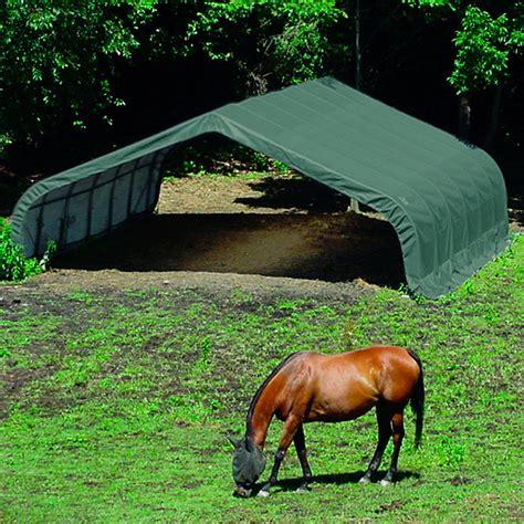 shelterlogic run in sheds shelterlogic weidezelt run in shed 40 87m 178 inkl