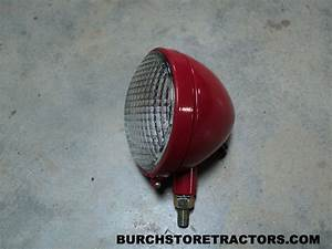 New 6 Volt Head Light For Farmall Tractors  U2013 Burch Store