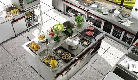 cuisine professionnelle pour particulier matériel de restaurantion equipement chr cuisine