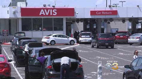 Police: Armed Man, 3 Others Steal Vehicles From Avis Car ...
