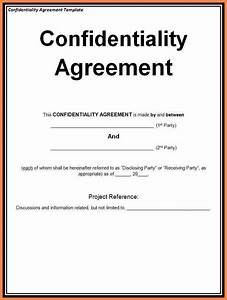 7 generic non disclosure agreement template purchase With generic nda template