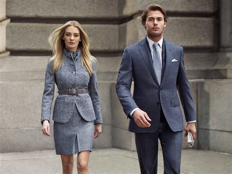 Jacey Elthalion & Claudio Monteiro For Brooks Brothers Fw14