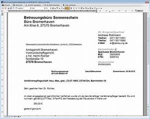 Rechnung über Die Verwaltung Des Vermögens : abrechnung verfahrenspflegschaften ~ Themetempest.com Abrechnung