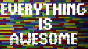 everything is awesome Archives - LegoGenre