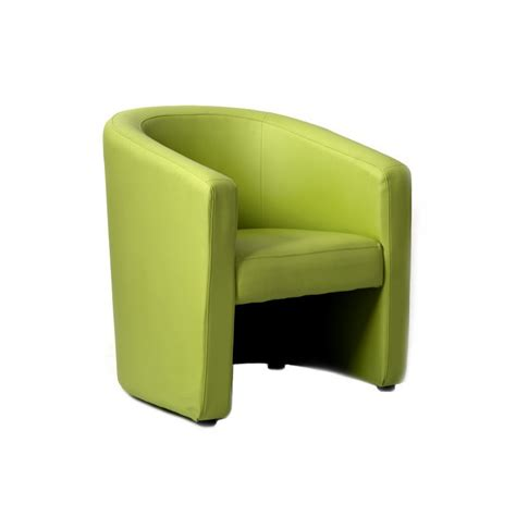 fauteuil narcisse vert anis sabannes r 233 ception
