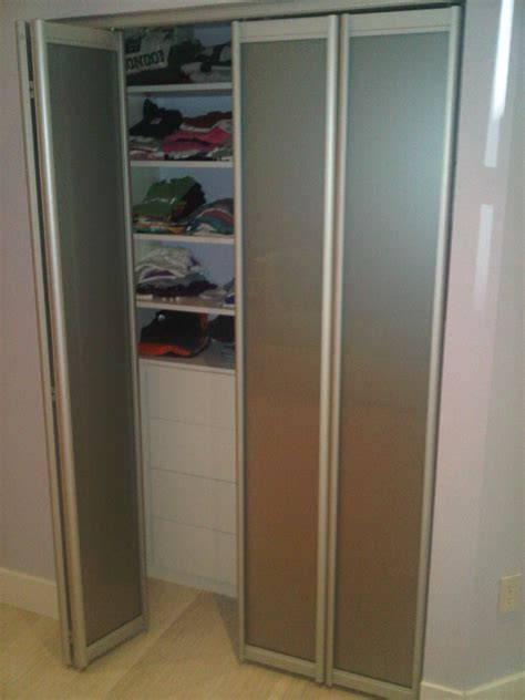 Custom Made Bi Fold Closet Doors by Closet Inspiring Door Design Ideas With Custom Bifold