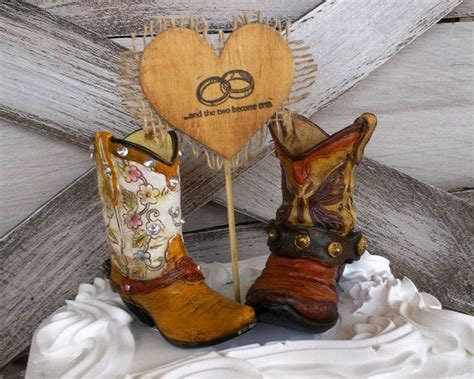 15 Must-see Cowboy Boot Cake Pins