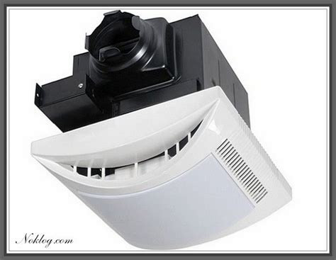Ventless Bathroom Exhaust Fan With Light Pin By George