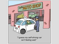 Funny Comics About Cars, Dealerships and Other Things