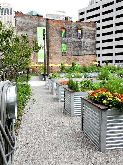 lafayette greens  urban garden