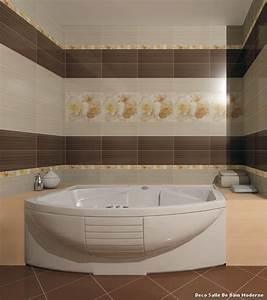 Salle De Bain Idée Déco : deco salle de bain moderne with classique toilettes ~ Dailycaller-alerts.com Idées de Décoration