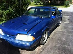 88 Ford Mustang 5.0L for sale in Peterborough, Ontario   All cars in Canada.com